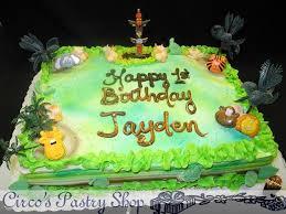 jungle theme cake birthday cakes custom fondant cakes page 6