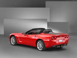 corvette 2005 convertible 2005 chevrolet corvette convertible appearance rear angle