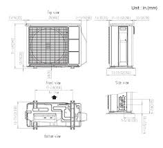 9rl2 entry level 115v wall mounted halcyon single room mini