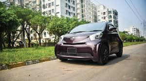 toyota iq 2010 toyota iq chic urban mobility the daily star