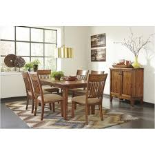 d586 25 ashley furniture rectangular dining room table