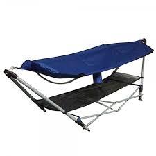 foldable leisure enjoyment outdoor hammock hammock stand set