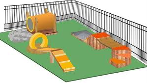 Dog In The Backyard by See Wrangler U0027s Plaza Play Space U2014 And Learn How To Create Your Own