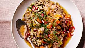 Stew Ideas Slow Cooker Persian Lamb Stew
