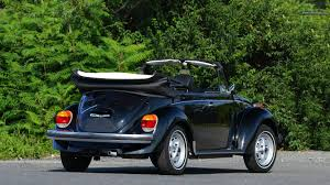 1979 volkswagen super beetle epilogue edition f28 monterey 2016
