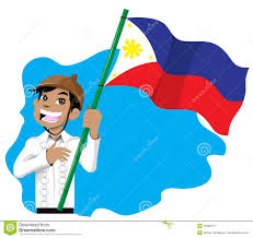 Philippine Flag Means Filipino Stock Illustrations U2013 821 Filipino Stock Illustrations