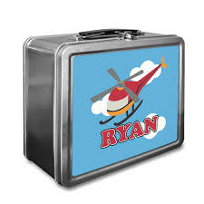 box personalized helicopter lunch box personalized potty concepts