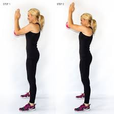 buh bye bat wings exercises to cut the upper arm fat video