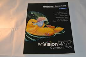 Envision Math Worksheets Amazon Com Envision Math Common Core Assessment Sourcebook Grade