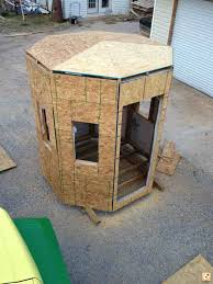 Bow Hunting From Ground Blind 36 Best Deer Box Stands Images On Pinterest Deer Blinds Deer