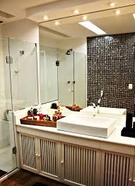 deckenle für badezimmer 1001 ideen für badbeleuchtung decke effektvolle und
