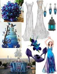 blue dendrobium orchids peacock wedding blue dendrobium orchids 2054147 weddbook