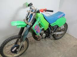 kawasaki motocross bikes kawasaki dirt bike florida appt only property room