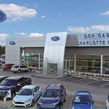 Car Insurance Port Charlotte Fl Don Gasgarth U0027s Charlotte County Ford Car Dealers 3156 Tamiami