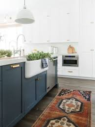 what color floor with blue cabinets navy kitchen cabinets go well with white counters but what