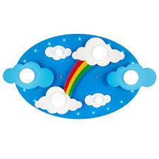 Flush Mount Ceiling Light Shade Online Get Cheap Rainbow Light Shade Aliexpress Com Alibaba Group