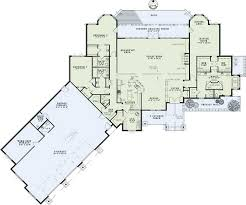 Multigenerational House Plans With Two Kitchens 17 Ranch Floor Plans With Two Master Suites Plano De Casa