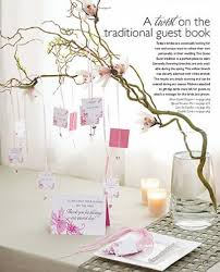 wishing tree cards ideas for wedding wish trees instead of guest books