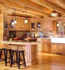 cool log cabins incredible cabin kitchen ideas on interior decorating with cool