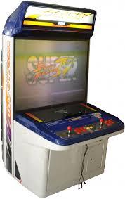Street Fighter 3 Arcade Cabinet Ode To A Sega Megalo High Def Digest The Bonus View