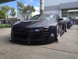Audi R8 Build - boden autohaus sema 15 audi r8 v8 accuair armytrix prior