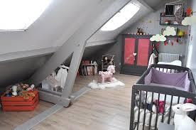 chambre enfant comble une chambre enfants sous les combles idées d aménagement et de déco