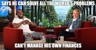 Ellen Meme - kanye west ellen memes