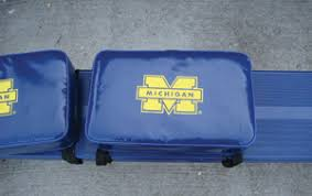img college reaches deal to provide cushioned seats at notre dame