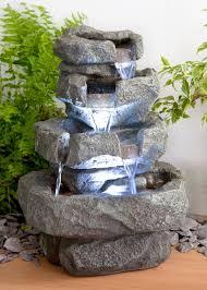 fontaine murale en zinc fontaine d u0027intérieur shubunkin à led zen et relaxation amazon