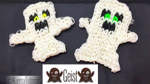 rainbow loom geist ghost rainbow loom rainbows and craft