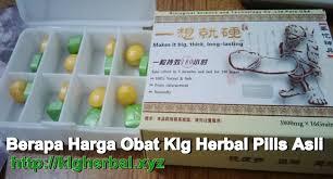 berapa harga obat klg herbal pills asli klg herbal