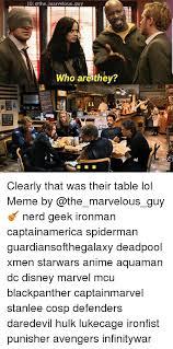 Spiderman Table Meme - 25 best memes about aquaman dc aquaman dc memes