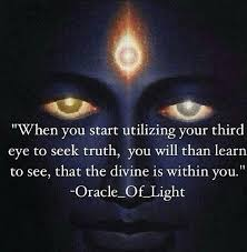 your 3rd eye free your mind