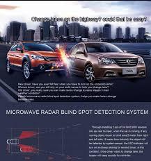 lexus honda or toyota car blind spot detection system for audi benz honda peugeot buick
