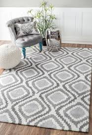 Grey Modern Rugs Excellent Area Rugs Neat Modern Outdoor Patio On Grey And White