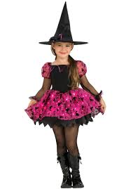 costume of witch witch moonlight magic child costume escapade uk