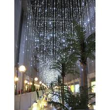 100 led wide angle lights twinkling light curtains