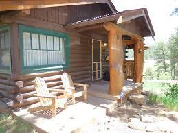 wonderful old fashioned colorado log cabin vrbo