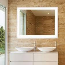 vanity led light mirror top bathroom vanity mirrors bathroom vanity mirror and light ideas