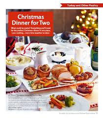 christmas dinner order online tesco festive food to order 2016 by tesco magazine issuu