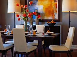 modern dining room decor modern small modern dining room ideas round table allows everyone to