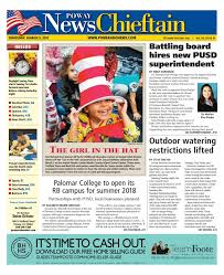 poway news chieftain 03 09 17 by mainstreet media issuu
