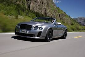 bentley continental convertible 2011 bentley continental supersports convertible on the road u2013 video