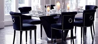 Velvet Dining Room Chairs Grey Dining Room Sets Navy Velvet Dining Room Chair Navy Blue