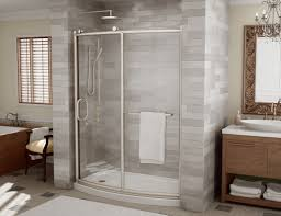 Curved Shower Doors Trim Of The Curved Shower Door Useful Reviews Of Shower Stalls