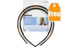 scunci headbands free scunci headbands or at walgreens living rich with coupons