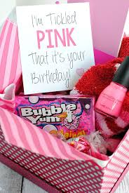 s birthday gift ideas best 25 pink gifts ideas on tickled pink gift pink