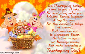 thanksgiving day card wishes divascuisine