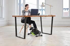 stamina wirk under desk exercise bike fitness gizmos