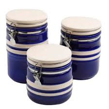 purple canisters for the kitchen coastal kitchen canisters jars you ll wayfair